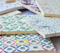 Carnet japonais relié à la main • Atelier 23janvier • Papeterie artisanale et décoration d'inspiration japonaise